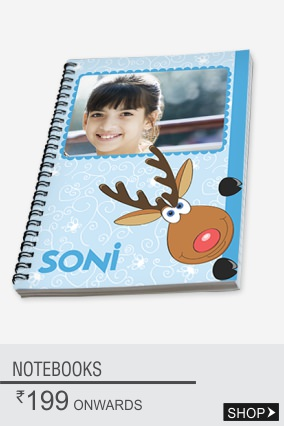 Personalized Note Books