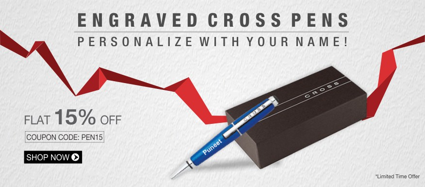 Personalized Cross Pens