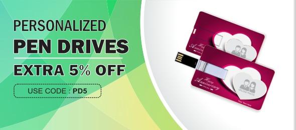 personalized pen drive metal pen drive