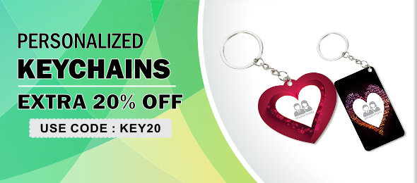 key chains buy customized key chains with name online in india
