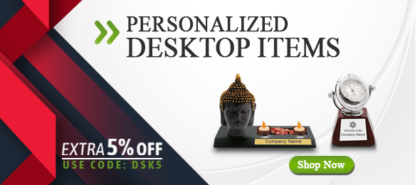 Personalized Desktop Items