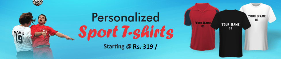sports t shirts printing