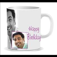 photo on coffee mug