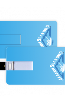 Skydive Blue Pen Drive (8, 16, 32 GB)
