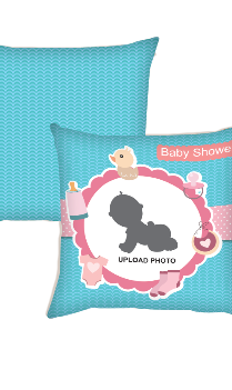 Small Baby Cushion Cover