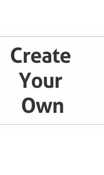 Design Your Own Sticker