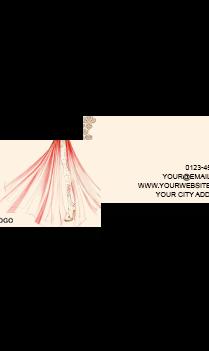 Business Card | Dress Card