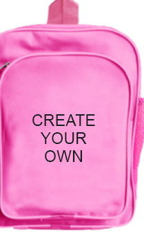 Create Your Own School Bag