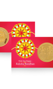 Personalized Attractive Gold Coin