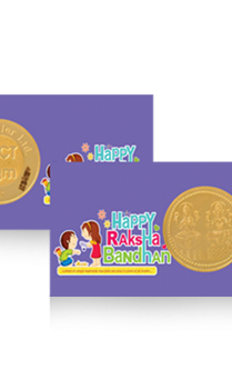 Customized Wishes Gold Coin