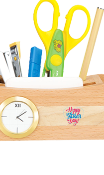 Happy Fathers Day Pen Stand