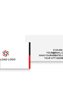 Business Card | Simple Line Card