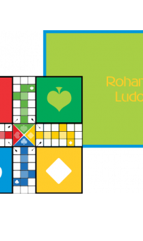 The Colorful Ludo