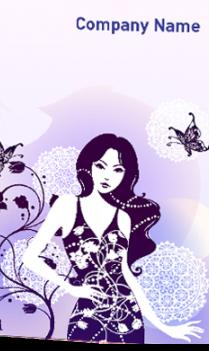 Glam  Beauty Salon Folder