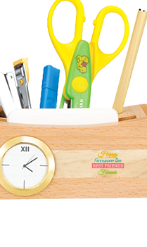Happy Friendship Day Pen Stand