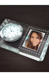 Timeless Photo Acrylic Paperweight DT-4179