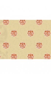 Ganesha Blessings Wrapping Paper
