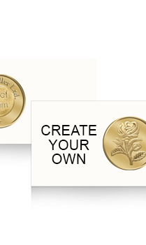 Create Your Own Rose Gold Coin