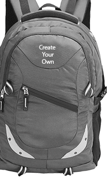 Spacy 35 Ltr (Grey) Backpack Bag