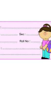 School Girl Paper