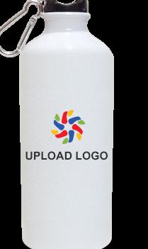 Upload Logo  600ml White Sipper