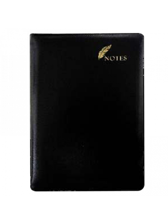 Notebook Leatherette 162