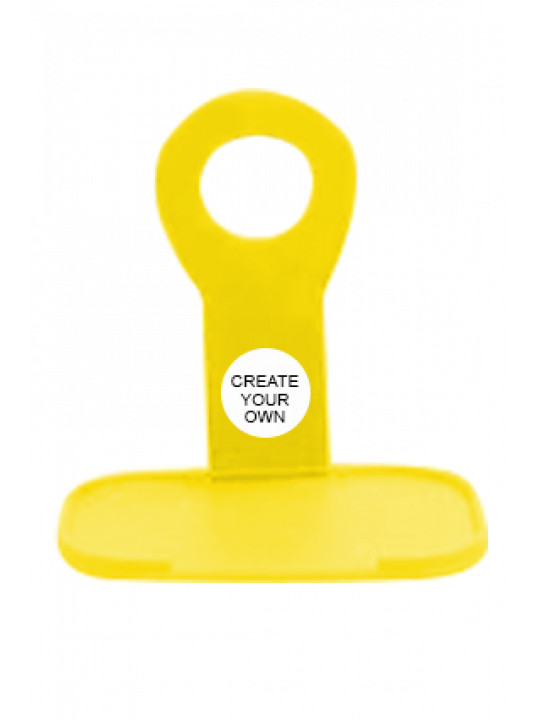 Mobile Phone Charging Stand E-56 - Yellow