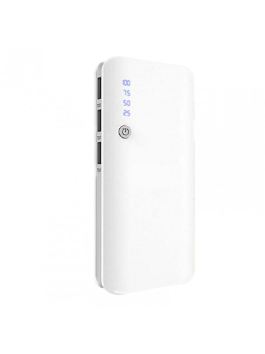 11000mAh Power Bank White 5504- Business