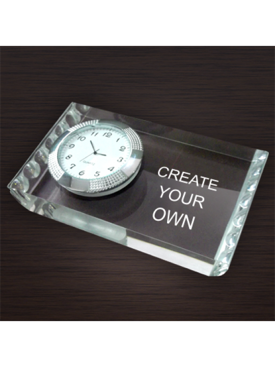 Classic Acrylic Paperweight- Business