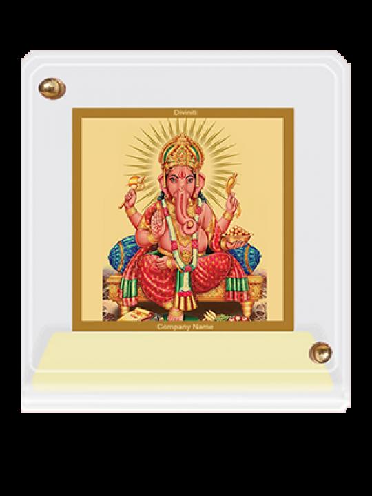 Ganesha Car Frame Acf 1B