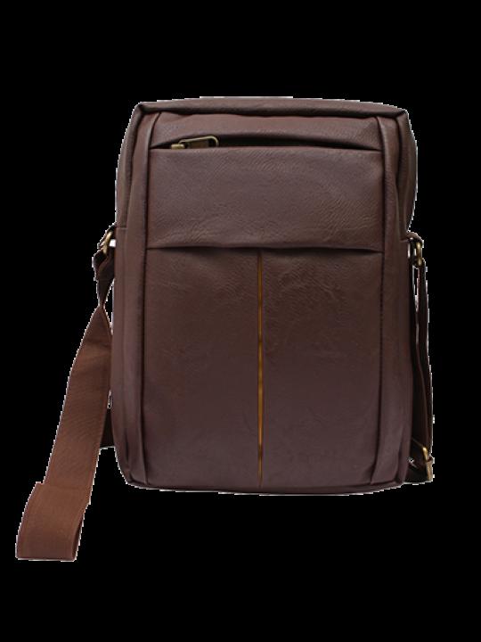Premium Brown Sling Bag