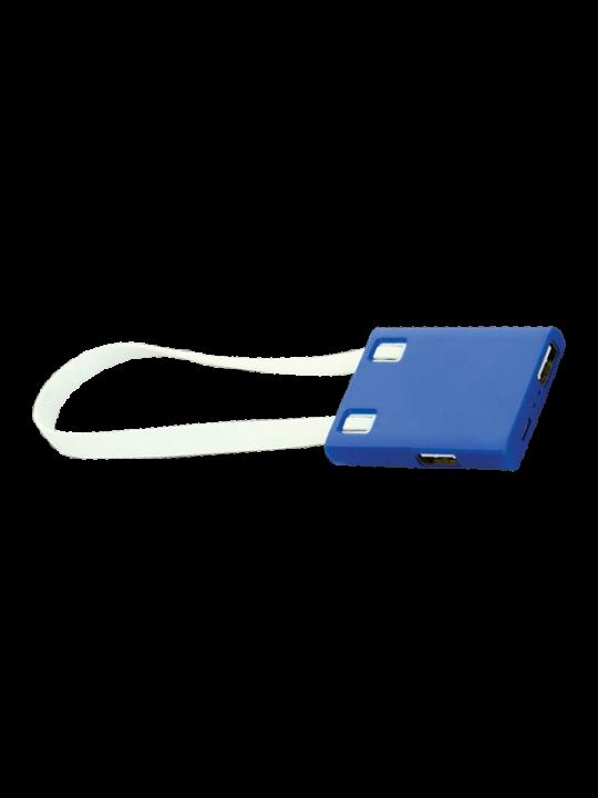 USB Hub with Detachable Cable (iOS, Micro, Type C) 3 USB Ports-C101