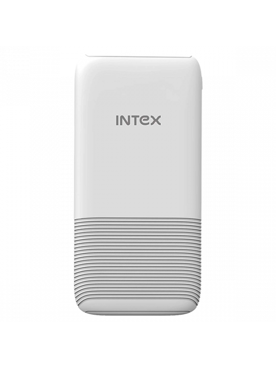 Create Your Own INTEX 12000mAh poly Power Bank(IT-PB12K Poly-01)-White