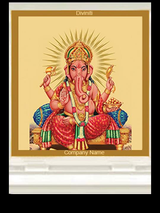 Ganesha Car Frame Acf3 Size 1