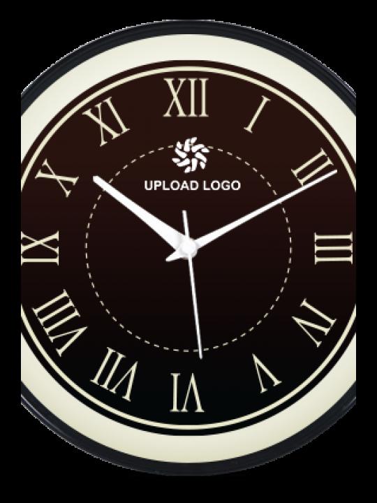 Stunning Black Frame Clock