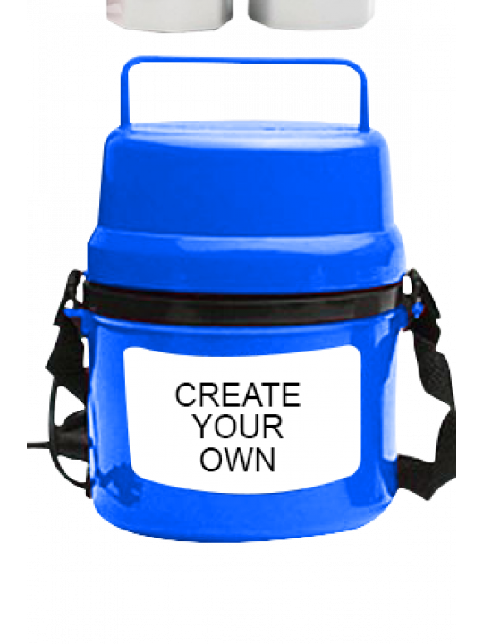Create Your Own Electra Lunch Box H06 Blue
