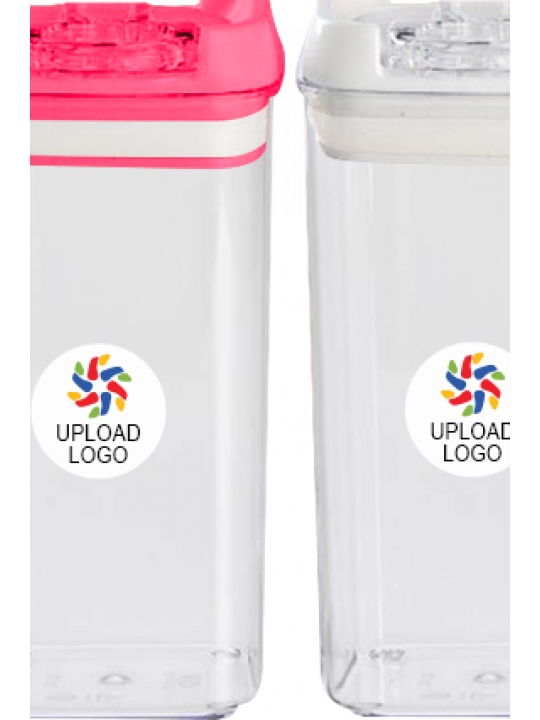 Upload Logo Airtight Container H106