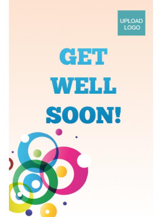 Loop Get Well Soon Card