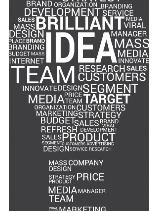 Brilliant Idea Poster