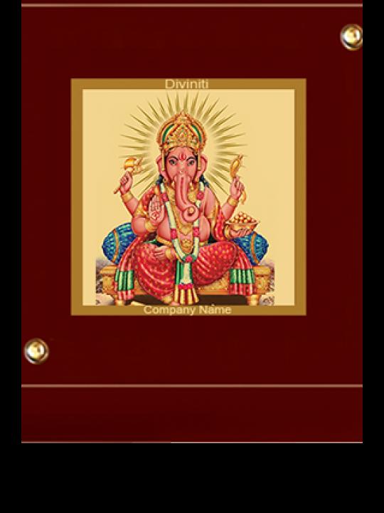 Ganesha Frame Mdf - 1A