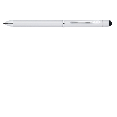 Cross AT0090-5 Tech3 Satin Chrome Multifunctional Ball Pen