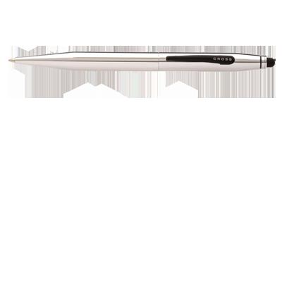 Cross AT0652-2 Tech 2 Chrome Ball Pen with Stylus