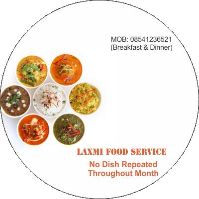 Food Service Sticker