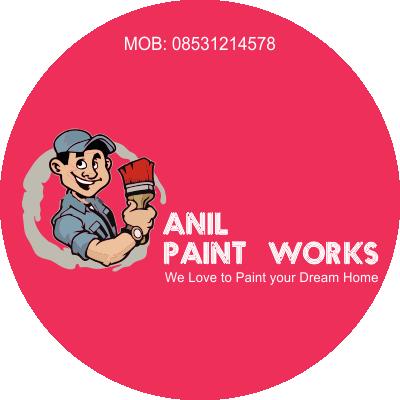 The Paint Work Sticker