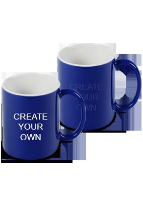 Blue Magic Mug
