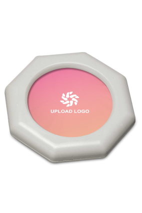 Customised Pink Paperweight - 116