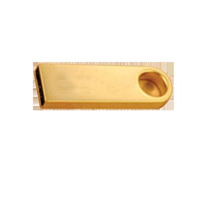 Premium Gold Metal Pen Drive