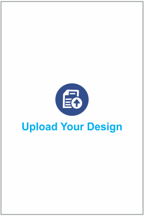 Upload Your Design Portrait Invitation Card - 5 X 7 Inch
