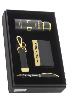Aricent (Pen + V Card + K Chain + Perfume)-IDF-9246