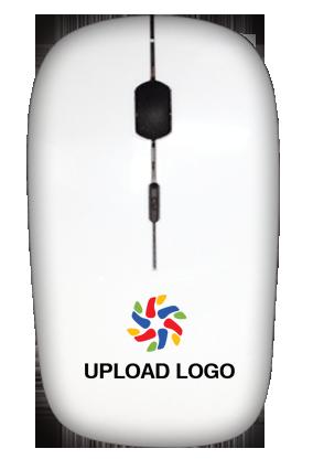 Upload Logo Wireless Mouse